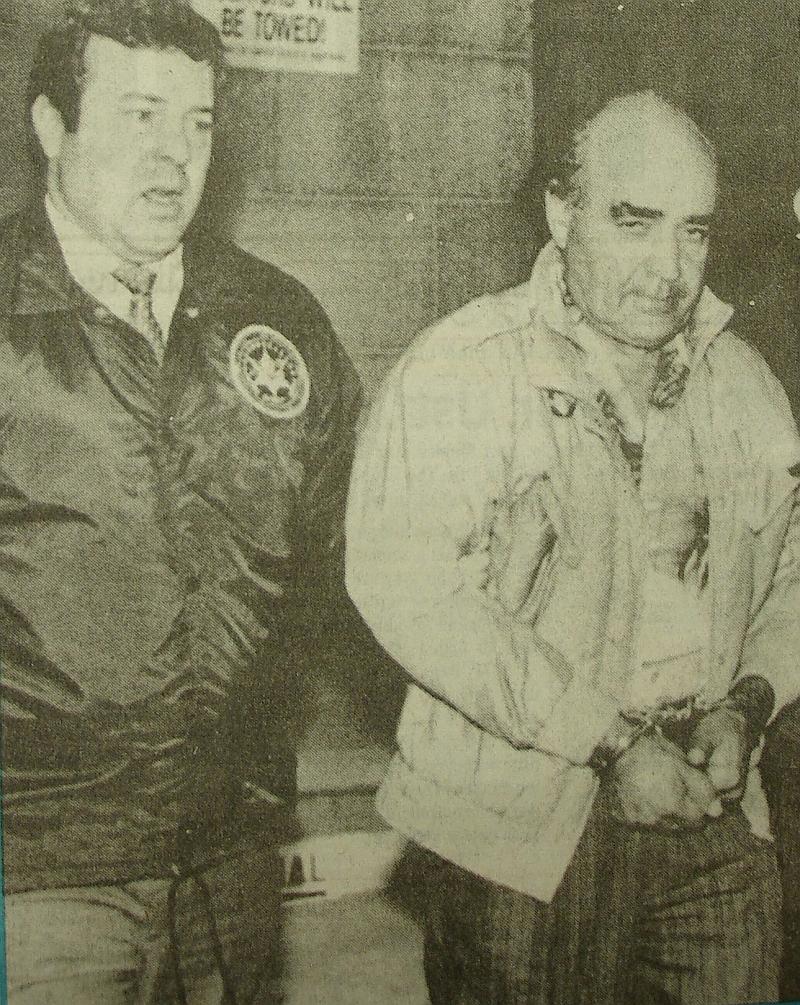 Hüseyin Yıldırım ABD'de FBI tarafından tutuklanıyor. (Foto: Hürriyet arşivi)